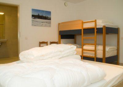 Slaapkamer andersvalide