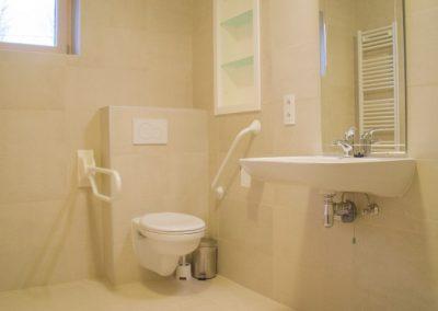 Badkamer andersvalide toilet
