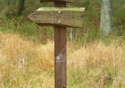 Wandeling Bosfagne op 0,5km
