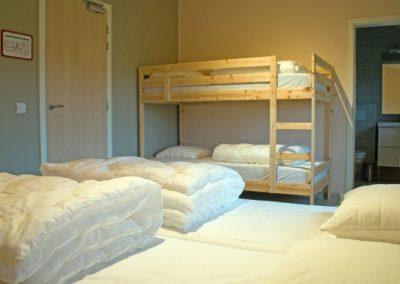 Slaapkamer Achter Midden